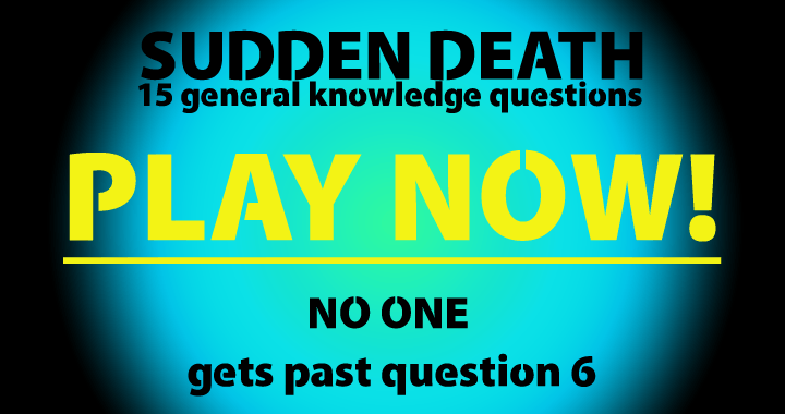 No one is smart enough to get past question 6!