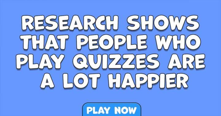 Fun General Knowledge Quiz