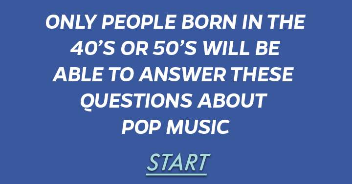 Can you get 30% right in this challenging music quiz?