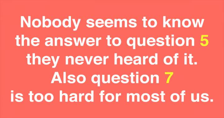 Unbeatable Mixed Trivia