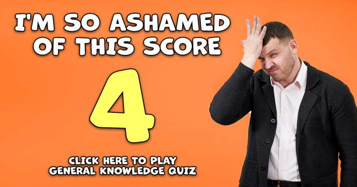 General Knowledge Quiz